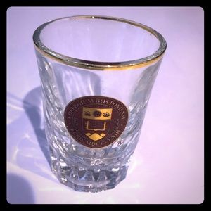 Other - Boston College, BC, shot glass, used, good cond